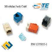Modular Jack (RJ-45 Đầu Cái) Category 6 (CAT 6)