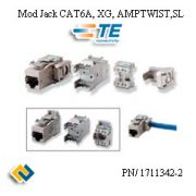 Modular Jack (RJ-45 Đầu Cái) Category 6A (CAT 6A)